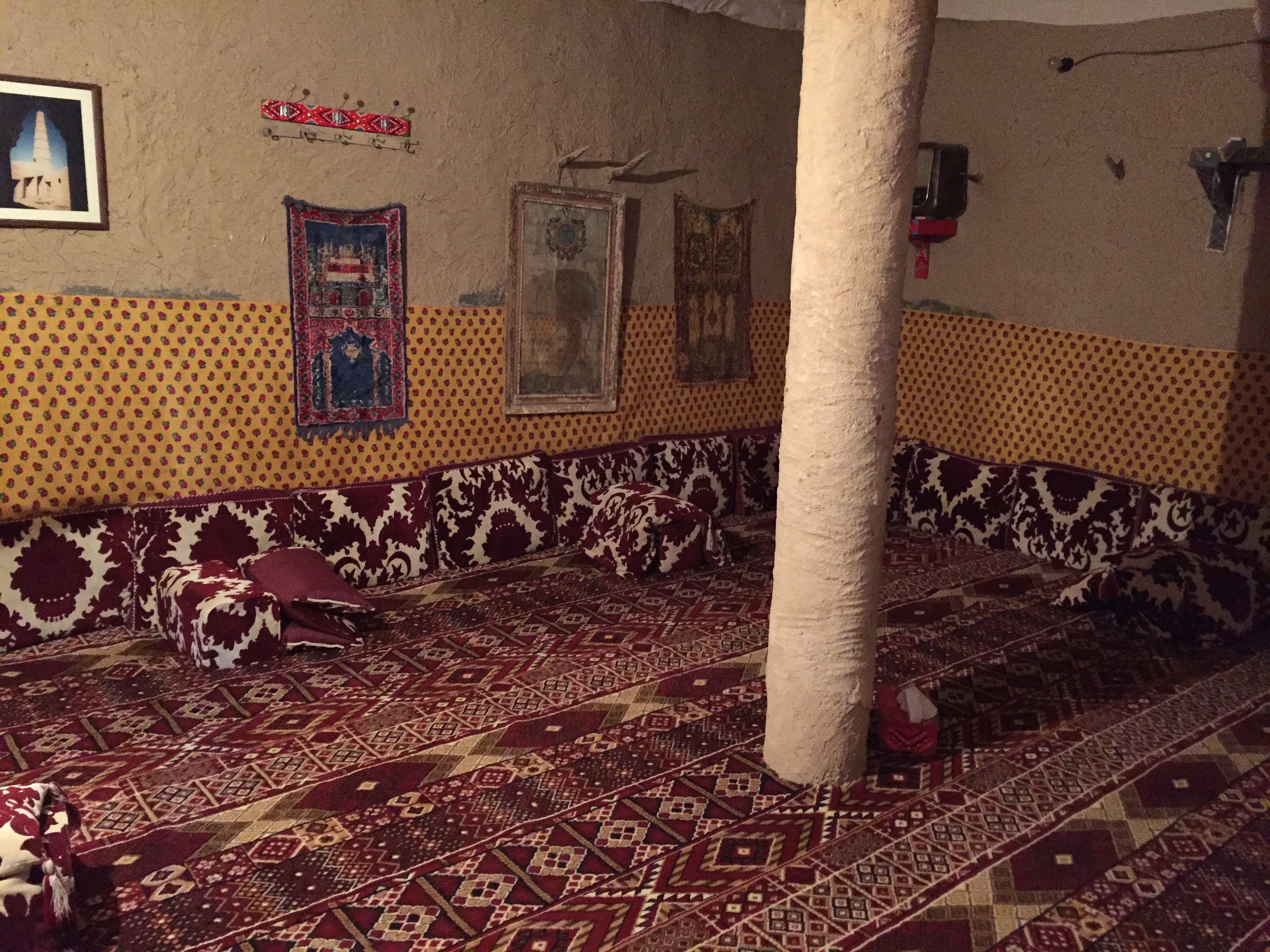 arabian style living room how to decorate a small with corner fireplace grandmother's house we go: touring traditional ...