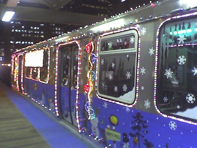 Santa Express!