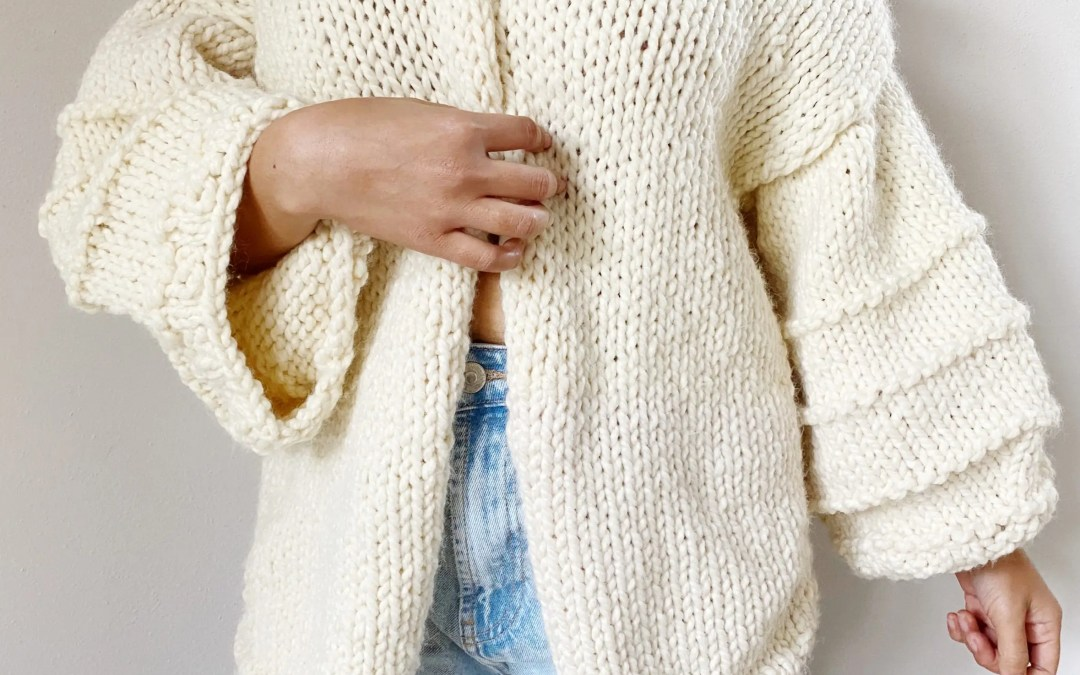Cherish Cardigan Free Knitting Pattern