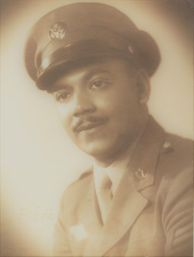 Charleton Earl Williams, WWII