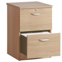 Desk With Filing Cabinet
