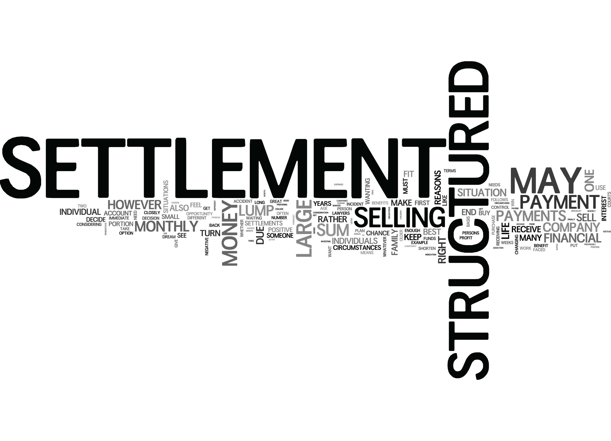 Different Kinds Of Structured Settlements In Injury Cases