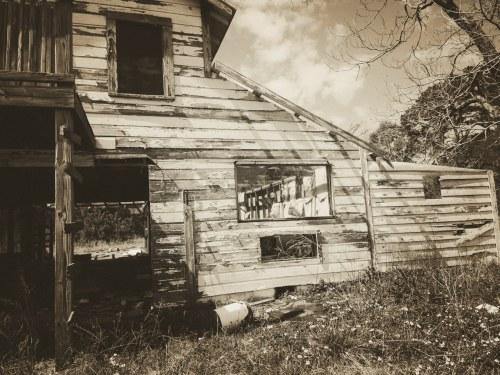 """History of a Barn"" Photo by Margo Millure ((www.margomillurephotography.com))"