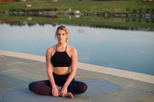 richmond virginia yoga photographs