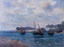 by Maxime Maufra