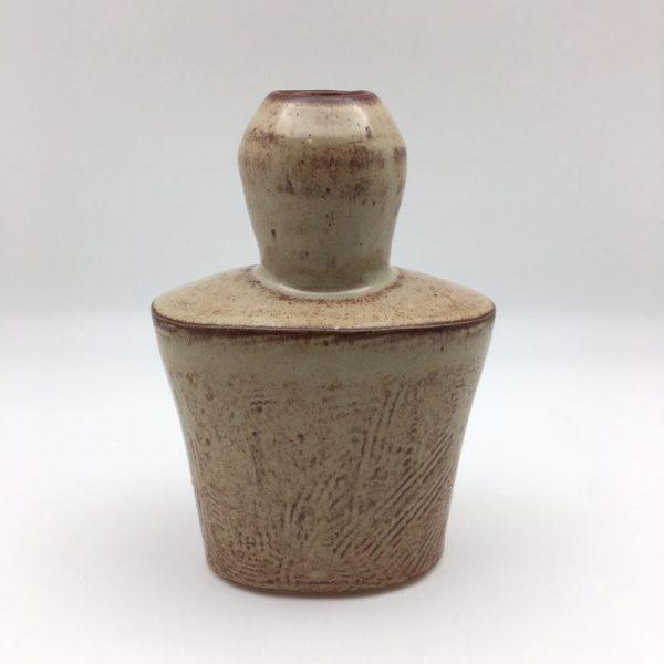 brown Vase by Lynn Munns