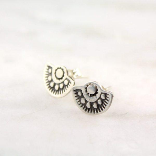 Wanderer Mini Post Earrings by Sarah DeAngelo