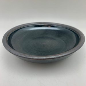 Black Dish by Margo Brown