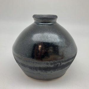 Black Vase by Margo Brown