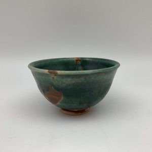 Mini Green Bowl by Margo Brown
