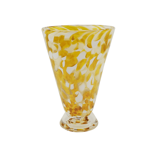 Speckle Cup - Gold Kingston Glass Studio