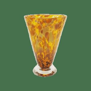 Speckle Cup - Topaz Kingston Glass Studio
