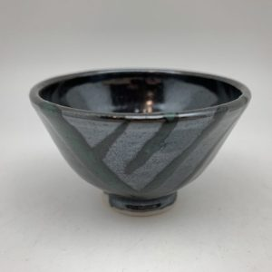 Mini Turquoise-Accented Bowl by Margo Brown - 2270