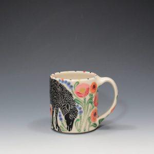 Black Sheep Mug Sue Tirrell
