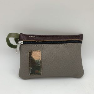 Mini Stash Bag by Traci Jo Designs - Gray
