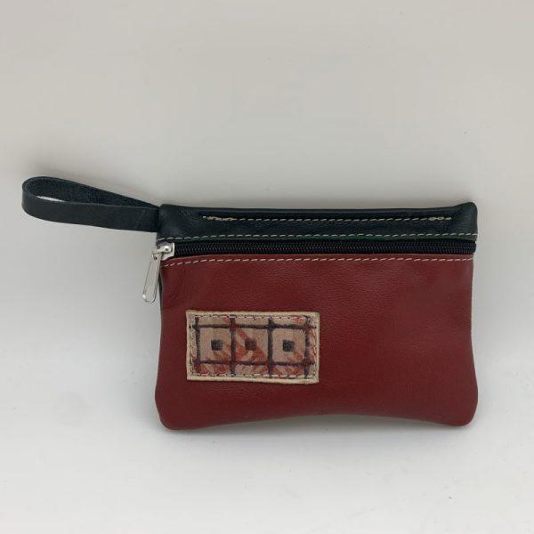 Mini Stash Bag by Traci Jo Designs - Red