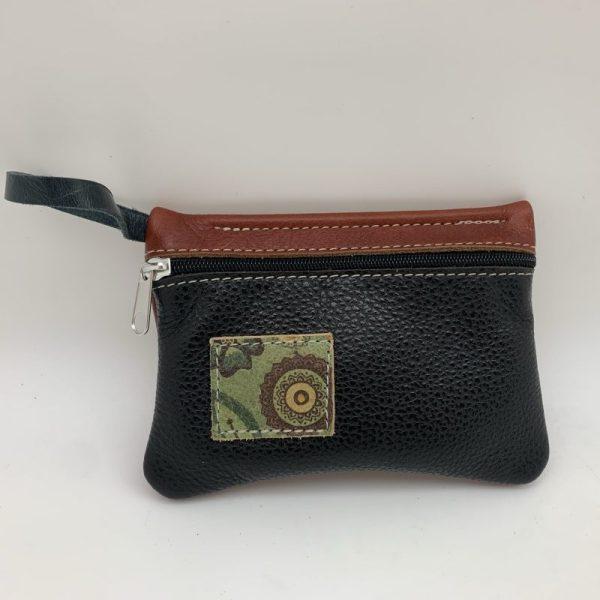Mini Stash Bag by Traci Jo Designs - Retro Flowers