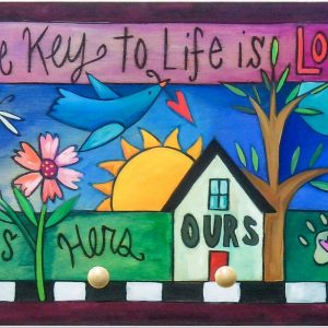 This is Us Key Ring Plaque by Sincerely Sticks