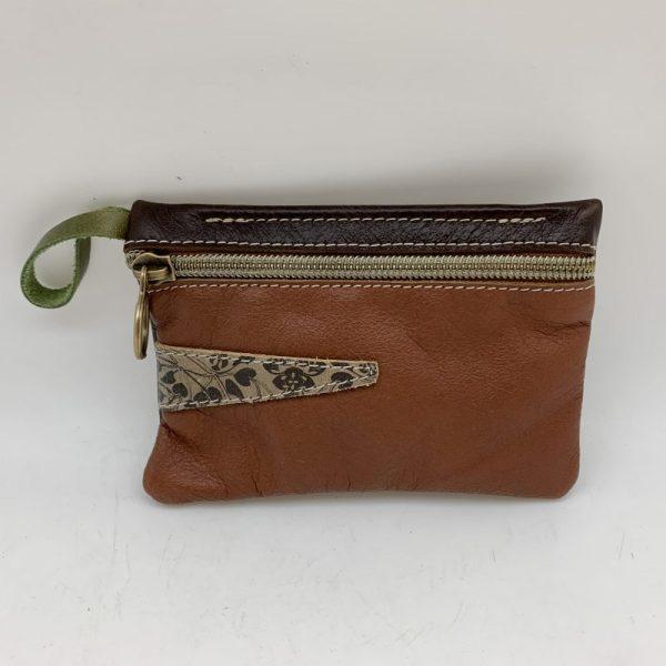 Mini Stash Bag by Traci Jo Designs - Camel