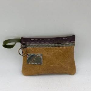 Mini Stash Bag by Traci Jo Designs - Golden Yellow - TJ24