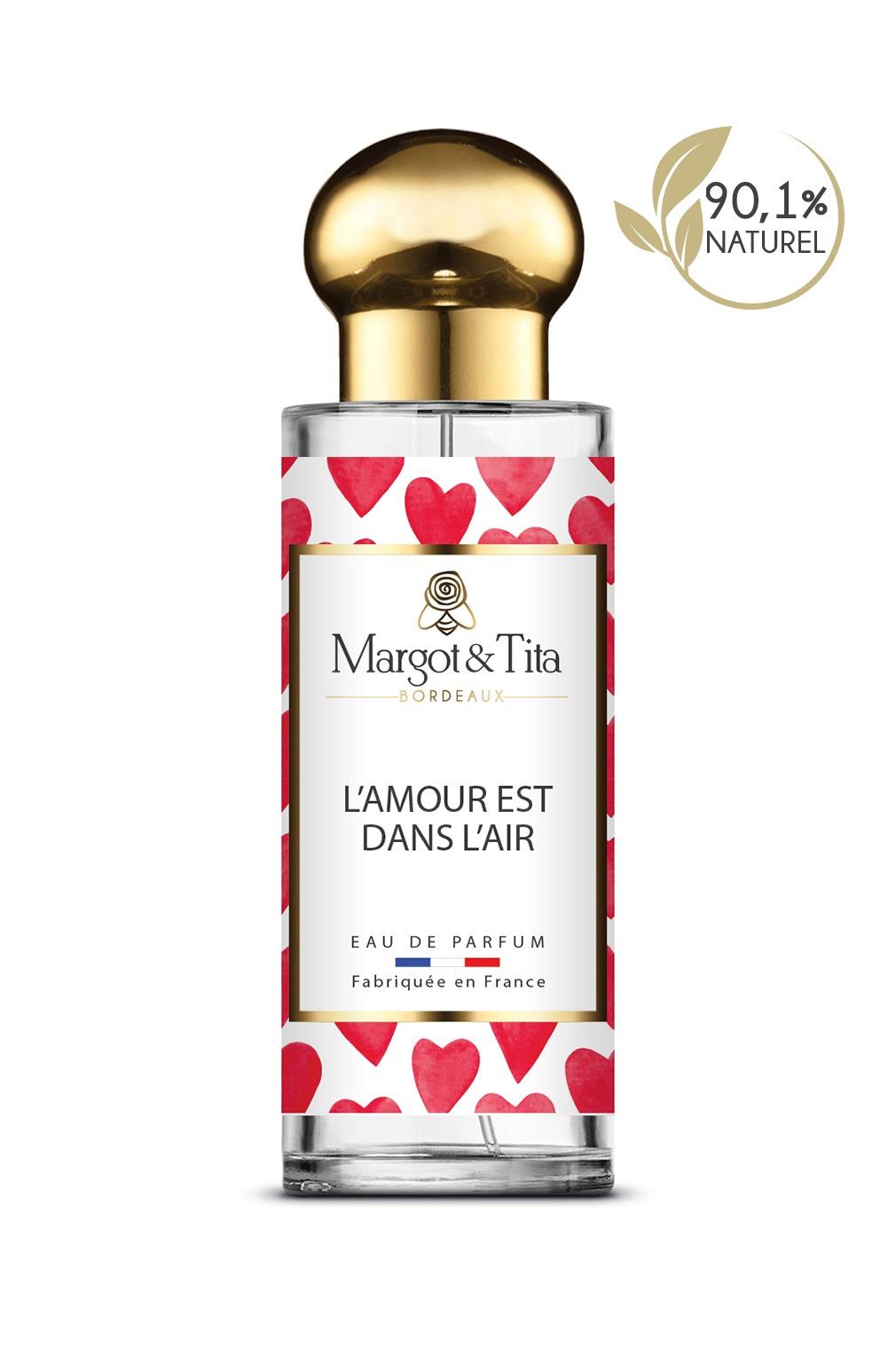 De L Amour Dans L Air : amour, L'AMOUR, L'AIR, NATURAL, PERFUME, Margot&Tita