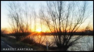 Sunrise at Vinkeveen