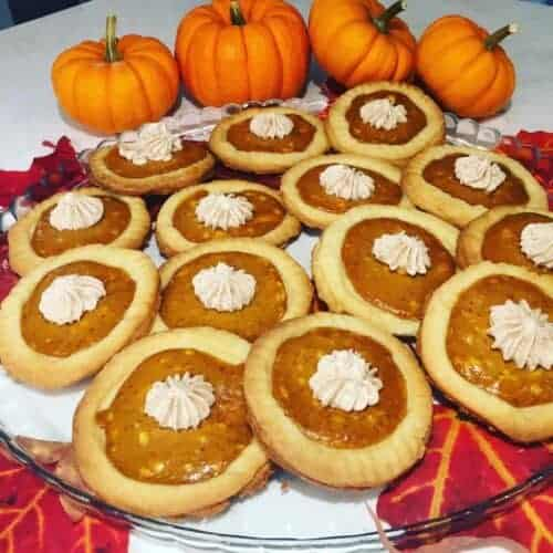 Pumpkin Pie Cookie Recipe