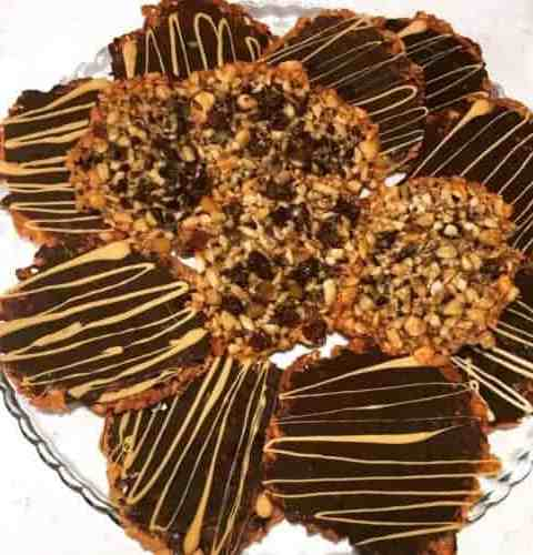 Florentine Cookie Recipe