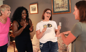 Improv 4 Wellness Games