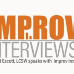 Margot Escott Improv Interviews