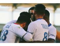 Corentin Tolisso, Nabil Fekir, Alexandre Lacazette. TFC/OL - 29102916