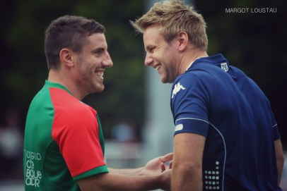 Guillaume Rouet & Marvin O'Connor. AB/MHR - 17092016