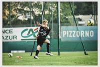 Vincent Koziello. Entraînement OGC NICE - 20.04.2016