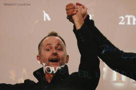 Billy Boyd. Paris - 13112016