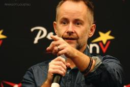 Billy Boyd. Middle Earth Con - 13112016