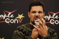Manu Bennett. Middle Earth Con - 12112016