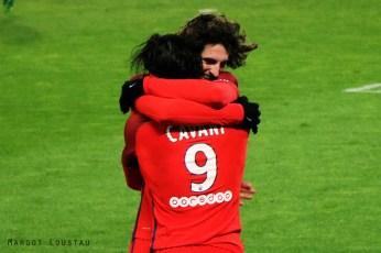 Adrien Rabiot & Edinson Cavani FCGB/PSG – 10022017