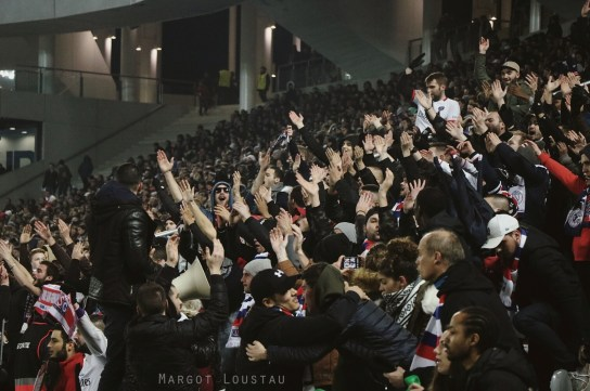 Ultras FCGB/PSG – 10022017