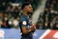 Serge Aurier PSG/TFC - 19022017