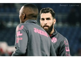 Jimmy Durmaz PSG/TFC - 19022017