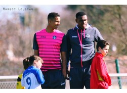 Christopher Jullien, Issa Diop SO TFC Saint Jean - 22022017