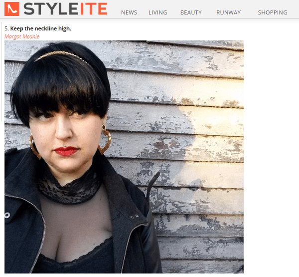 7 Outdated Plus Size Fashion Rules and the Awesome Bloggers Who Break Them Styleite