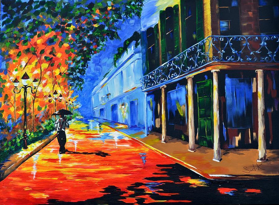 Nouveaux Orleans, Old Story