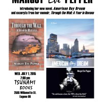 Book Tour: American Day Dream & Through the Wall; A Year in Havana
