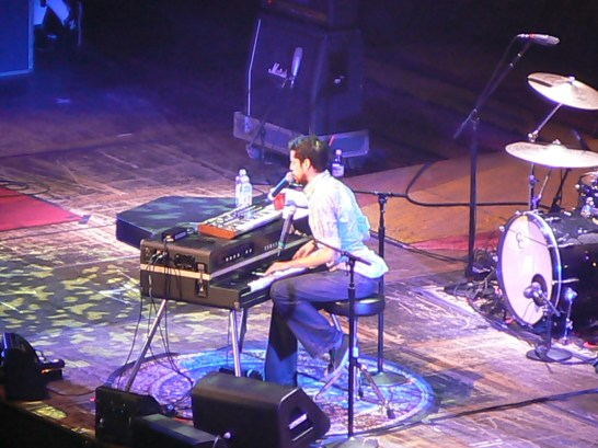 Panic! at the Disco and Jack's Mannequin at The Patriot Center, Fairfax, VA 11-11-2006