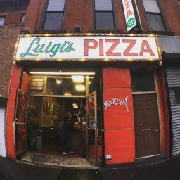 Luigi's Pizza, Park Slope