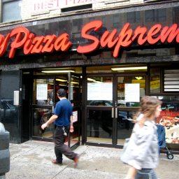 NY Pizza Suprema is the move when you need a slice near MSG