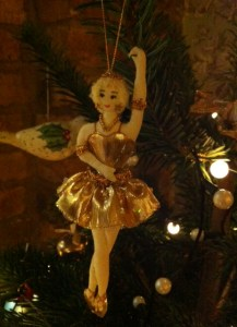 Our Christmas fairy