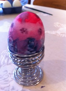 A dead ringer for Faberge...don't you think, dear Reader?