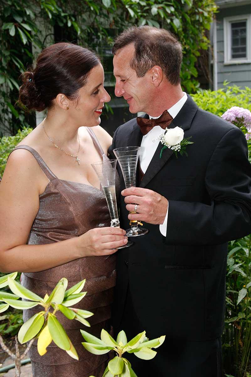 Rob & Maureen